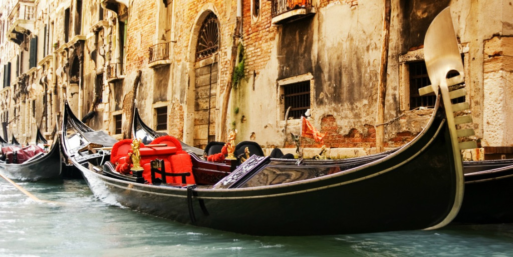 Venice Gondola Ride Escorted Vacations Europe | Keytours Vacations