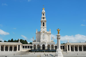 Pilgrimage Road of Lourdes, Saint James Way and Fatima