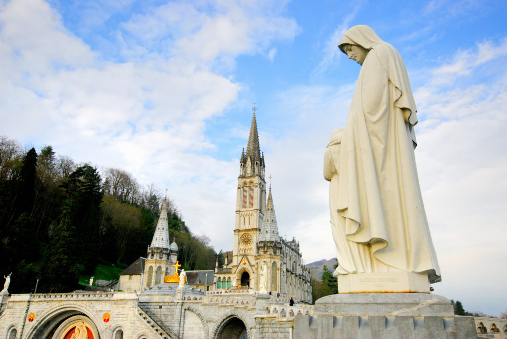 Spiritual Lourdes & St. James Way
