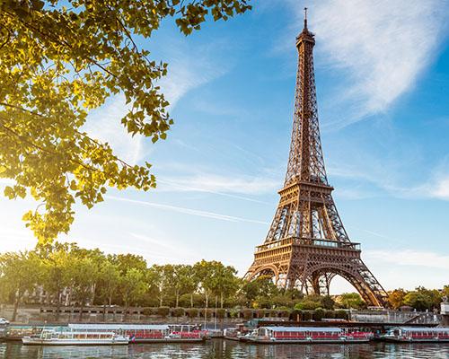 group travel france