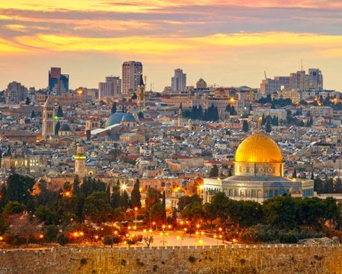 israel group travel