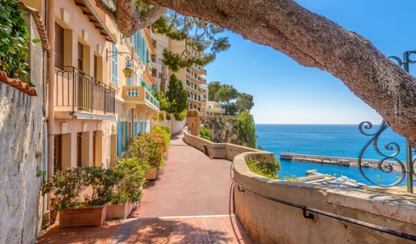 Monaco and the French Riviera