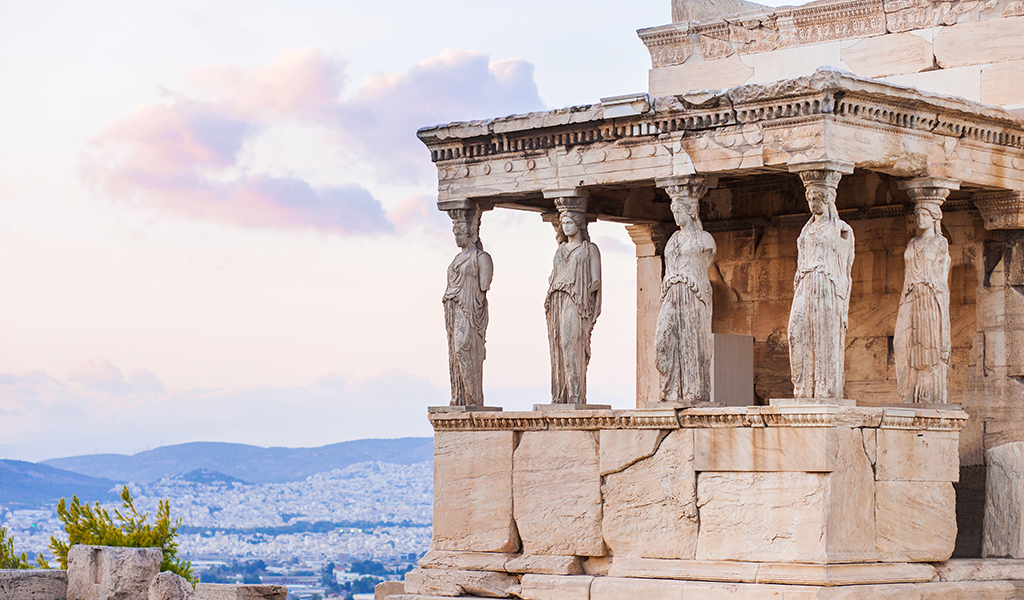 greece group travel art and culture