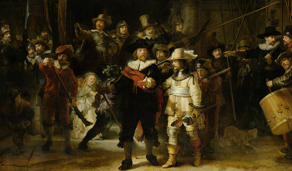 dutch masters art group travel