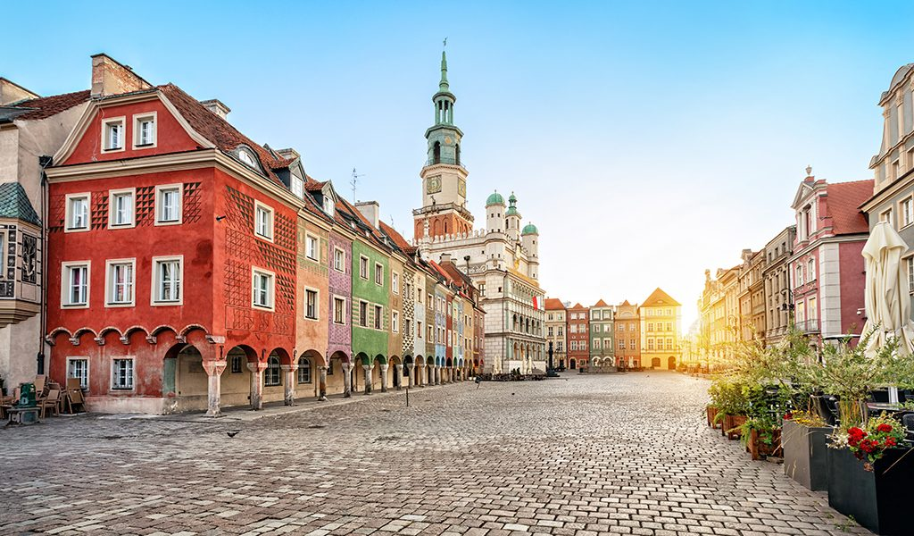 group travel eastern europe poland