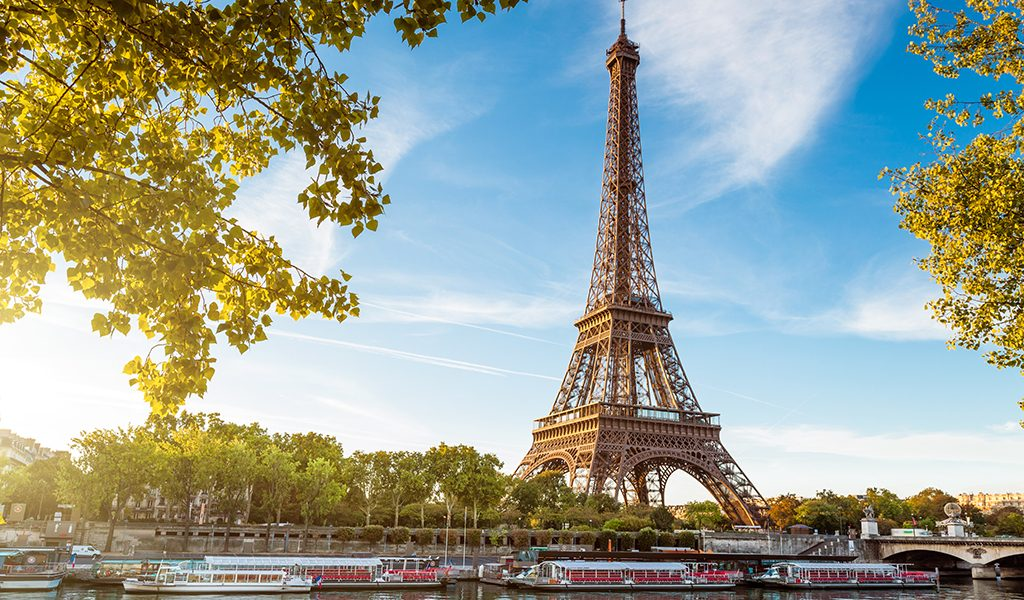 group travel france