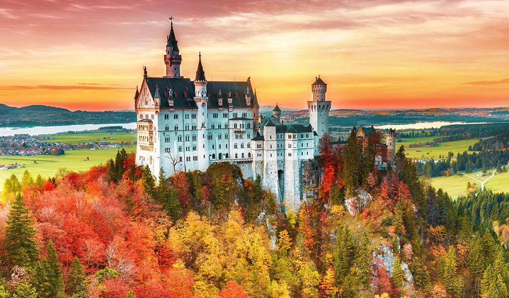 group travel germany