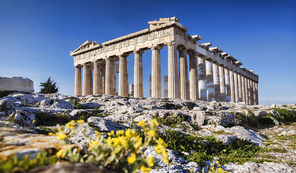 group travel greece