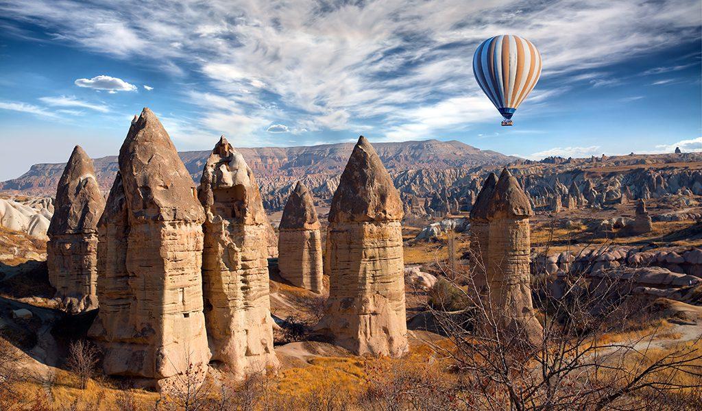 group travel turkey